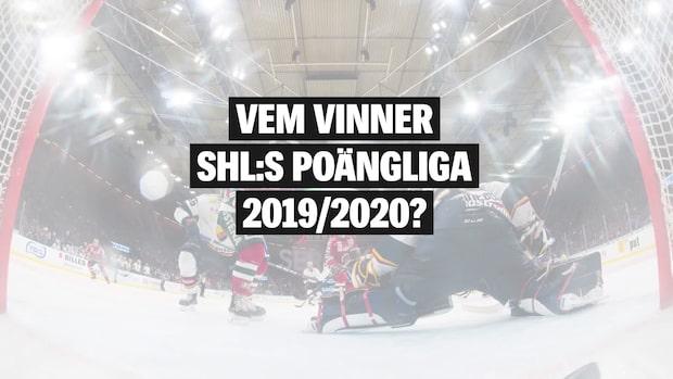"""SHL-stjärnorna: """"Han blir årets poängkung"""""""