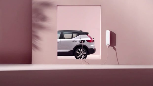 Volvo säger att dom ska vara klimatneutrala senast 2040