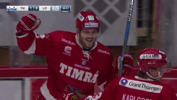 Highlights: Timrå - Leksand