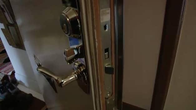 Falska låssmeder har börjat lura kunder i flera svenska städer. Foto: Privat