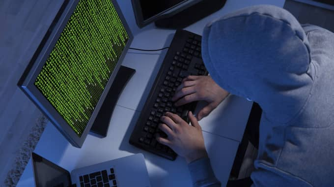 Organiserade utländska spioner har attackerat svenska banker och andra finansföretag i syfte att komma över information, uppger SVT. Bilden är tagen i ett annat sammanhang. Foto: Andreypopov / GETTY IMAGES/ISTOCKPHOTO ISTOCKPHOTO