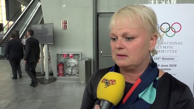 """Anette Norberg om OS: """"Sverige kommer inte ansöka igen"""""""