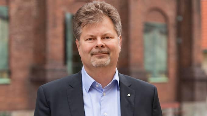 Axel Josefson (M), vice ordförande i Trafiknämnden i Göteborg. Foto: JESPER ORRBECK