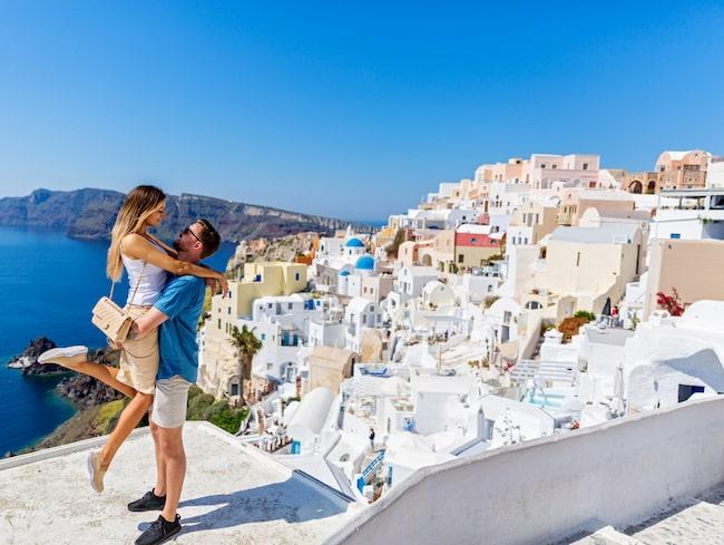 Experten om varför det är bra att resa tillsammans med sin nya kärlek.