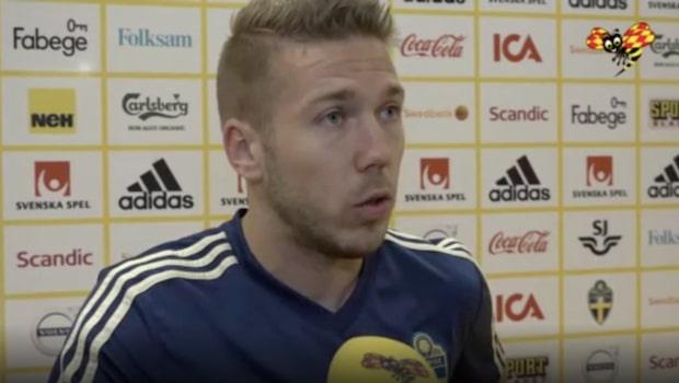 """Anton Tinnerholm: """"Jag ska göra allt jag kan"""""""