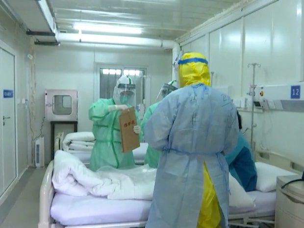Kvinna utan symptom smittade fem personer