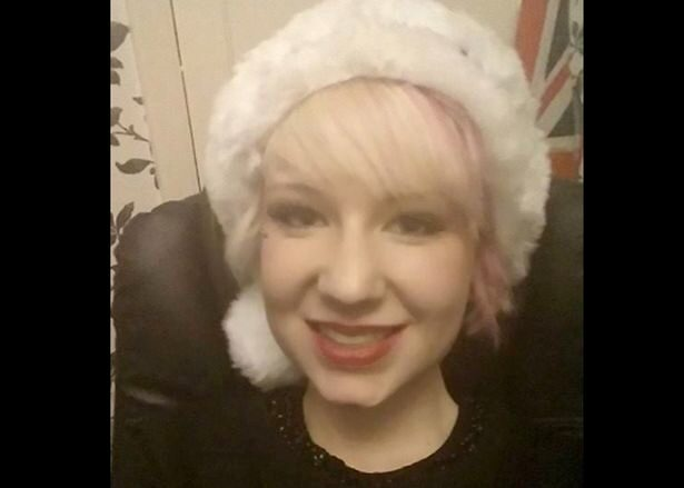 21-åriga Eloise dog 2015.