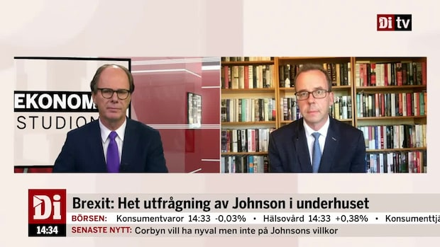 """Expressens utrikesredaktör Mats Larsson: """"Ett nyval kommer"""""""