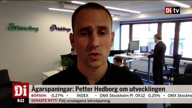 Ägarspaningar med Petter Hedborg