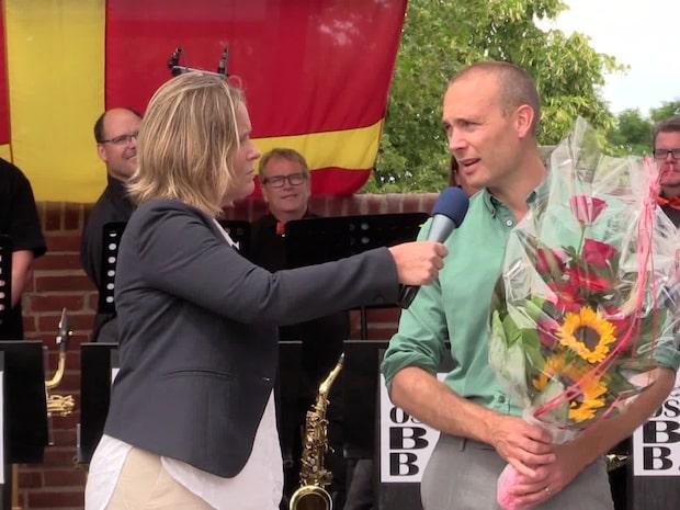 """Jesper Rönndahl fick  pris som Årets skåning: """"Skåne är hemma"""""""