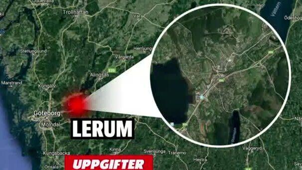 Blodig kvinna misstänks bortförd i bil i Lerum