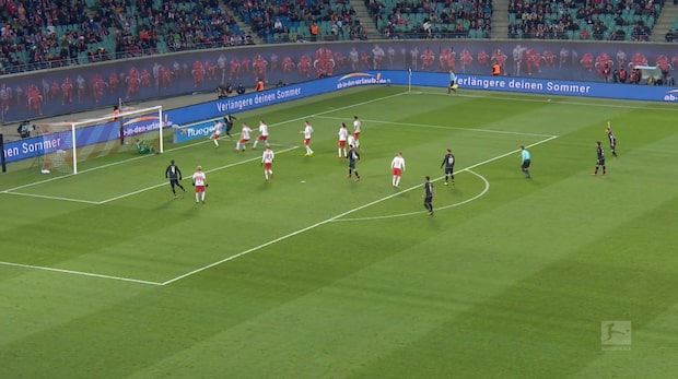 Highlights: Red Bull Leipzig-Mainz 2–2