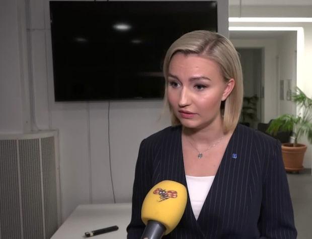 """Ebba Busch Thor: """"En speciell tid i politiken"""""""