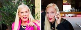 Smällen för Gunilla Persson: Kronofogden kan ta hennes arvoden