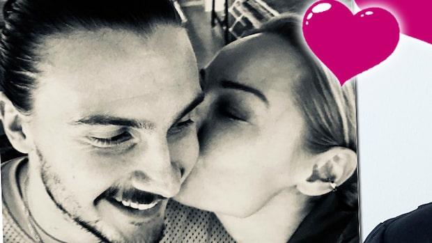 Carina Bergs nya romans - med fotbollsproffset