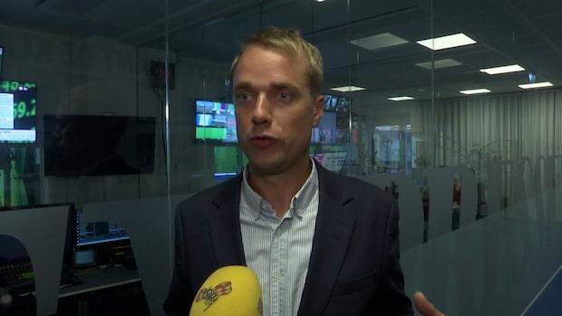 "Tomas Nordenskiöld: ""Växande kritik mot partiledningen"""