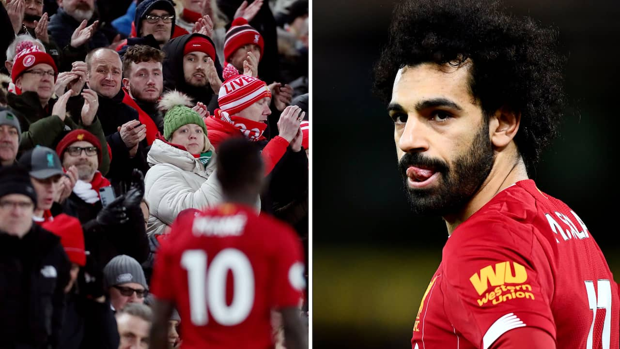 """Använder Liverpool som en språngbräda"""""""