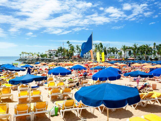 Omtyckta Kanarieöarna tappar turister.