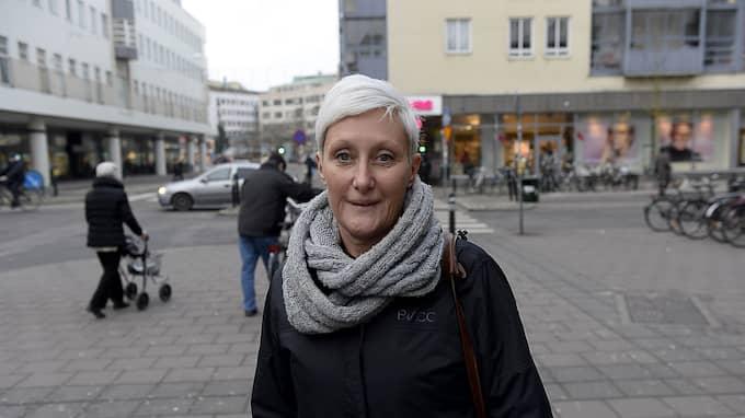 Angela Jonsson är glad över nyheten. Foto: FRITZ SCHIBLI/KVP