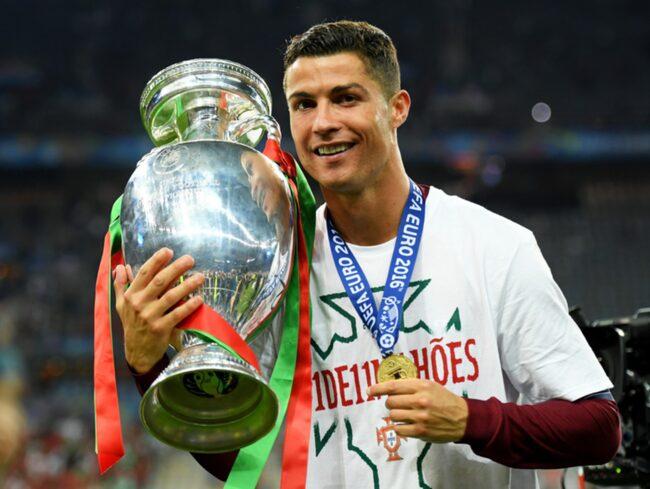 Ronaldo har haft ett minst sagt bra fotbollsår.