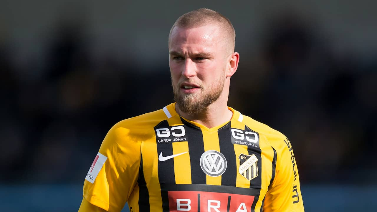 Allsvenskan  Alexander Faltsetas utbrott i Häcken 38fb839b54a6c