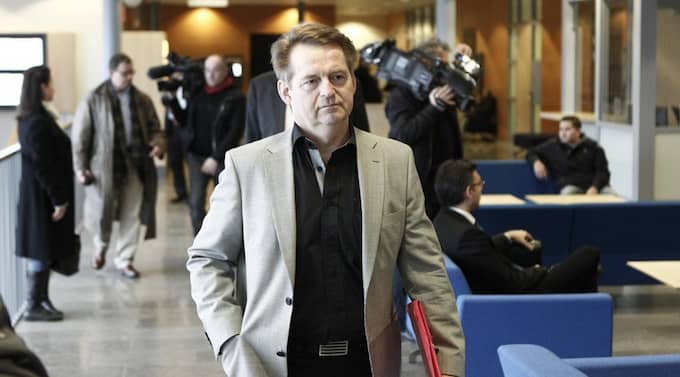 Egnahemsbolagets vd Olle Lundgren misstänks för att under sin tid som chef på Poseidon ha tagit emot mutor i form av tegel till sin villa i Torslanda. Foto: Anders Ylander