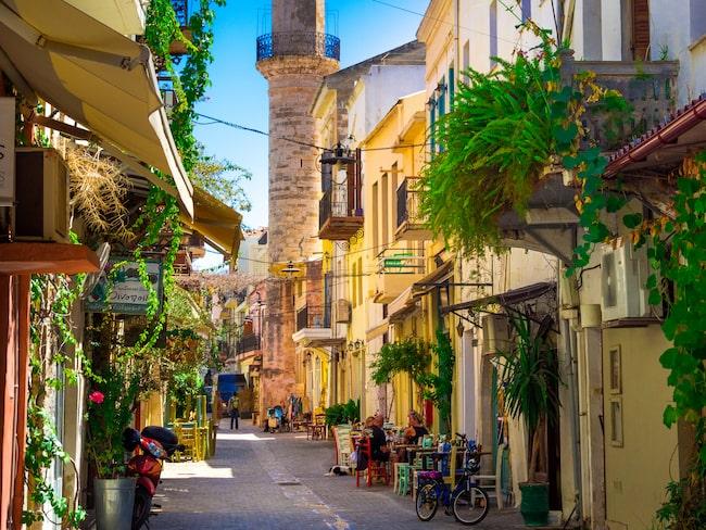 Chanias gamla stadsdel är genuin och värd ett besök.