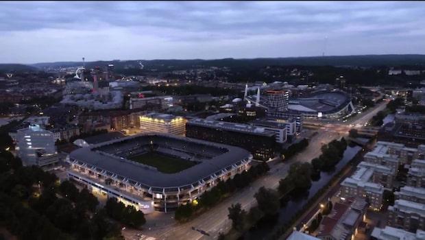 Göteborgsmoderater kritiseras för kampanjfilm