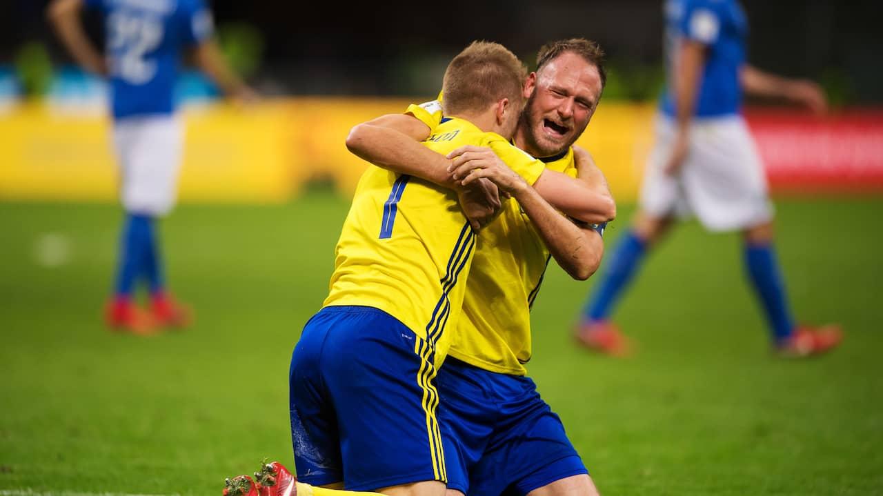 Sverige är klart för fotbolls-VM 2018 5cca02245ca9d