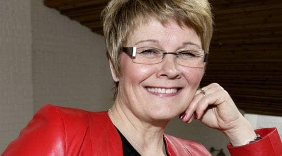 Larz Danielsson, tjänstledigt kommunalråd (c) i Ragunda kommun i Jämtland anser att partiledaren Maud Olofsson har tappat kontakten med sina kärnväljare. Foto: JOHAN ADELGREN
