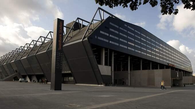 Malmö FF:s hemmaarena har hetat Swedbank stadion sedan 2007. Foto: ARNE FORSELL / BILDBYRÅN