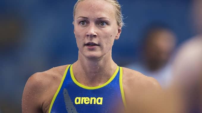 Sarah Sjöström. Foto: JOEL MARKLUND / BILDBYRÅN
