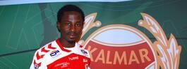 Kalmar FF värvar – från Nigeria