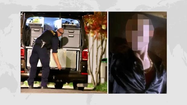 Actionskådespelare åtalas för mord på frun
