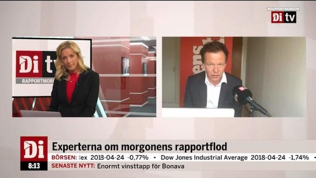 "Petersson: ""Ett klart osäkerhetsmoment i aktien"""