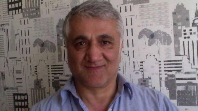 Journalisten Hamza Yalcin. Foto: PRIVAT
