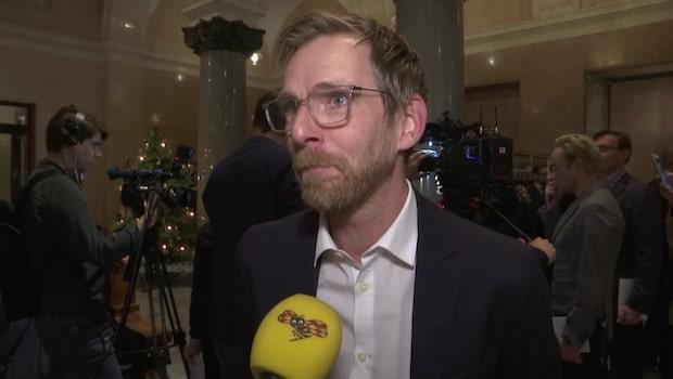 KD:s Jakob Forssmed om höjd pensionsålder