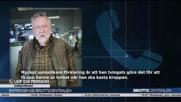 """Leif GW om Madsen: """"Naturligtvis inte sant"""""""