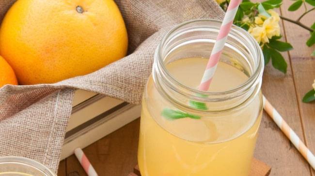 <span>Juice – så nyttigt är det egenligen.</span>