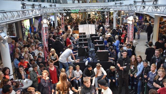Många kom till Kungsmässan för att träffa sina idoler och prova på e-sport. Foto: Kungsmässan/ Nina Magnusson.