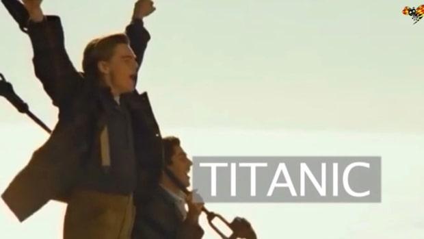 Leonardo Dicaprio kunde missat rollen i Titanic