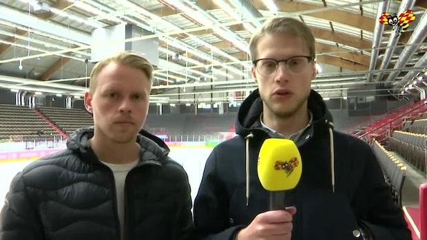 """Joel Lundqvist: """"Vi har full respekt för dem"""""""