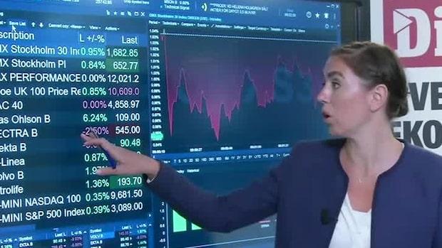 Börsöppning: Positiv öppning med Sandvik i topp