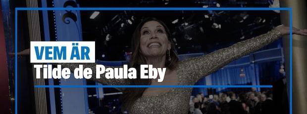 Vem är Tilde de Paula Eby?