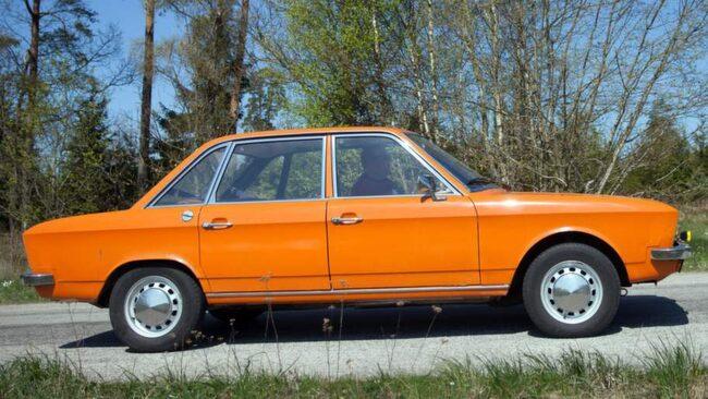 Volkswagen K70 – den unika veterandoldisen | Klassiker | Expressen | Allt om Bilar