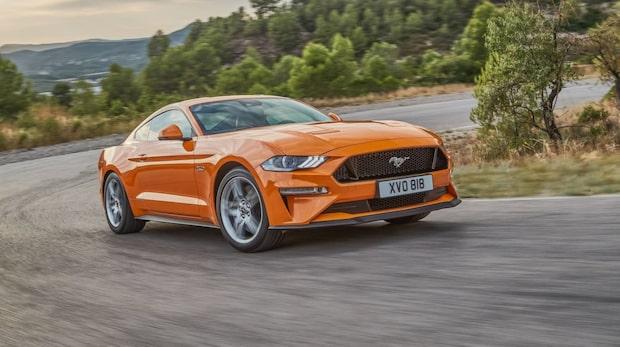 TEST: Så bra är nya Ford Mustang