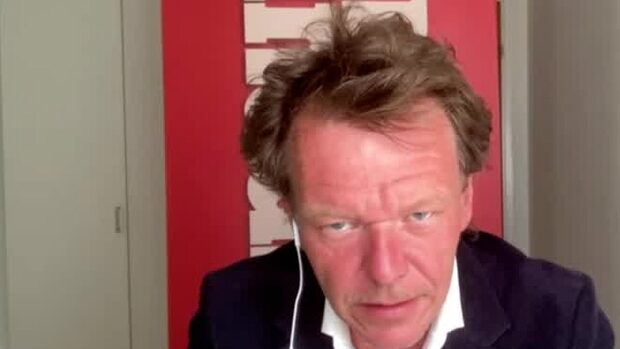 """Petersson sammanfattar morgonens handel - """"Ganska stora rörelser"""""""