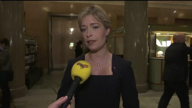 """Annika Strandhäll: """"Har varit ett givande och tagande"""""""