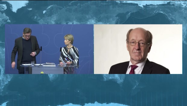 K-G Bergström: Det blir inga fem pappamånader