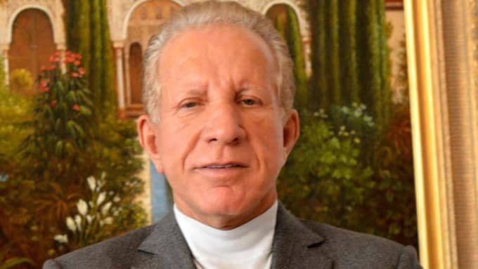 Behgjet Pacolli, 64, är politiker, Kosovos tidigare president samt en välkänd businessman i Schweiz. Foto: Privat